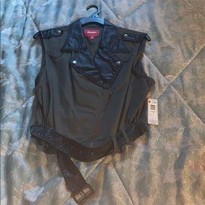 NWT Bongo military vest